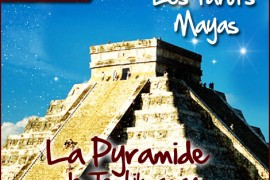 La pirámide de Teotihuacan