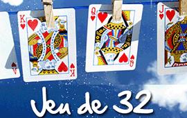 La baraja de 32 cartas