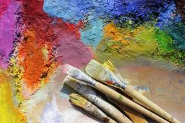 Soñando con pintar