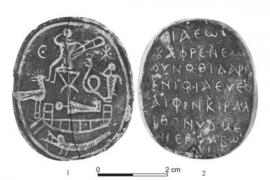 El descubrimiento de un antiguo amuleto mágico…
