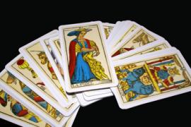 Oracle de las cinco tarjetas