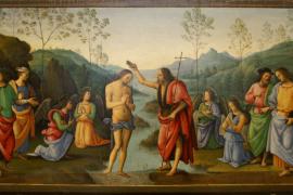 Soñando con el bautismo