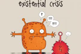 Los beneficios de una crisis existencial