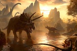 Sueños de dinosaurios