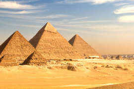 Soñando con Egipto