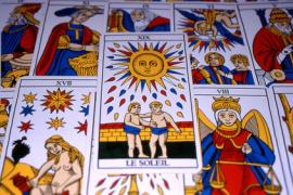 El oráculo infalible, dibujando las cartas usted mismo