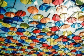 Soñando con paraguas