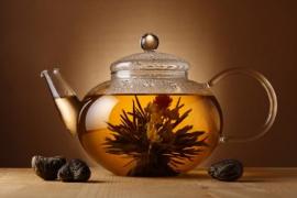 ¿Cómo leer en hojas de té?